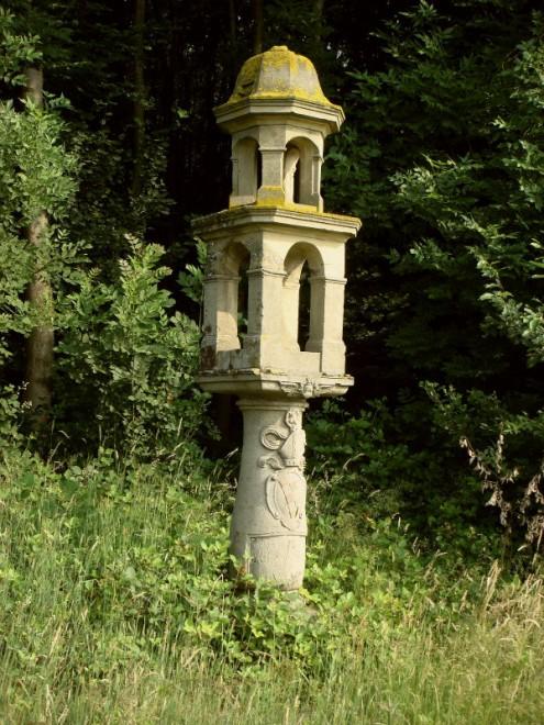 Bildstock beim Kloster Schöntal (Foto © R. Wolf)