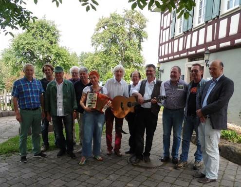 MundART Dichter- und Bardentreffen 2014